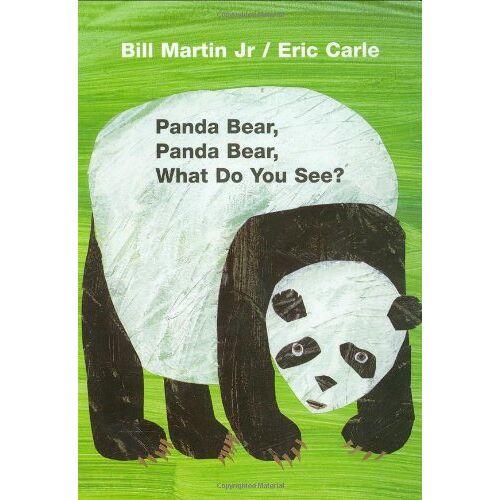 Bill Martin - Panda Bear, Panda Bear, What Do You See? - Preis vom 03.05.2021 04:57:00 h