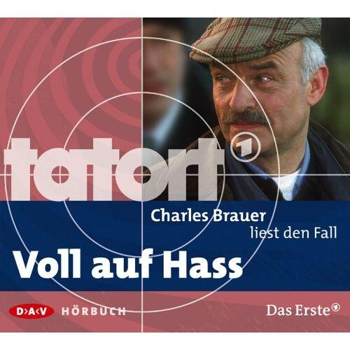 Gunar Hochheiden - Charles Brauer liest Voll auf Hass - Preis vom 26.01.2021 06:11:22 h