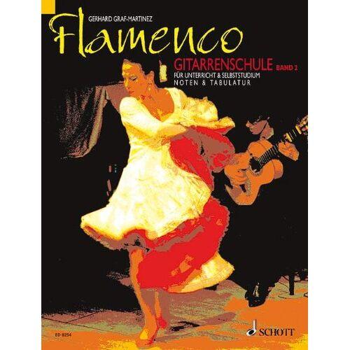 Gerhard Graf-Martinez - Flamenco Gitarrenschule. Bd.2 - Preis vom 21.10.2020 04:49:09 h