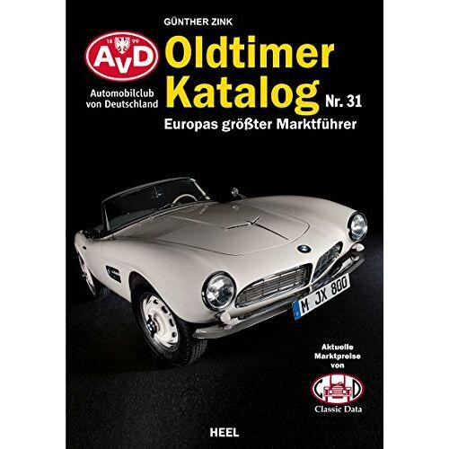 Günther Zink - Oldtimer Katalog Nr. 31 - Preis vom 06.04.2020 04:59:29 h