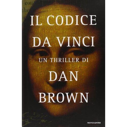 Dan Brown - Il Codice da Vinci - Preis vom 28.02.2021 06:03:40 h