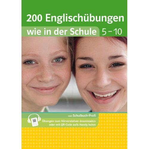 - 200 Englischübungen wie in der Schule 5 - 10 - Preis vom 03.09.2020 04:54:11 h