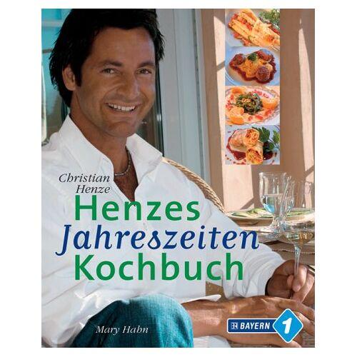 Christian Henze - Henzes Jahreszeiten-Kochbuch - Preis vom 06.09.2020 04:54:28 h