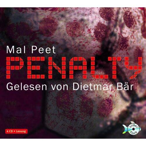 Mal Peet - Penalty: 4 CDs - Preis vom 20.10.2020 04:55:35 h