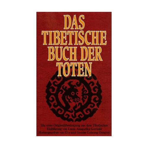 Dargyay, Eva K. - Das Tibetische Buch der Toten - Preis vom 07.05.2021 04:52:30 h