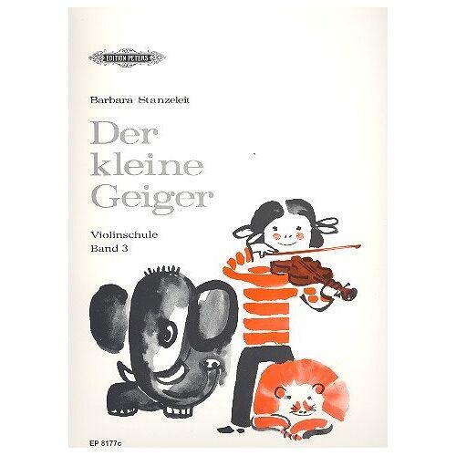 Barbara Stanzeleit - DER KLEINE GEIGER 3 - Preis vom 21.10.2020 04:49:09 h