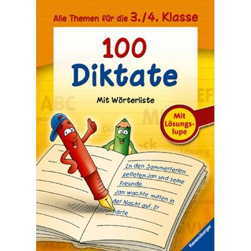 - 100 Diktate (3./4. Klasse) - Preis vom 05.09.2020 04:49:05 h