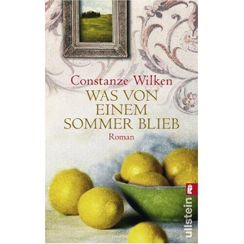 Constanze Wilken - Was von einem Sommer blieb - Preis vom 05.05.2021 04:54:13 h