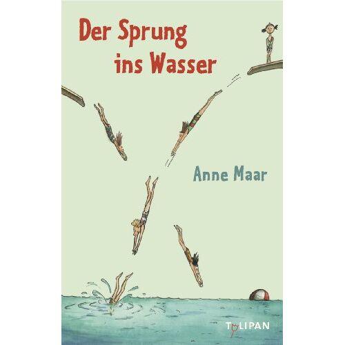 Anne Maar - Der Sprung ins Wasser - Preis vom 21.01.2021 06:07:38 h