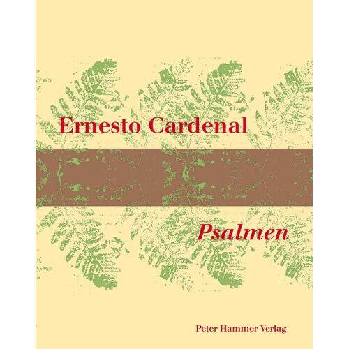 Ernesto Cardenal - Psalmen - Preis vom 12.05.2021 04:50:50 h