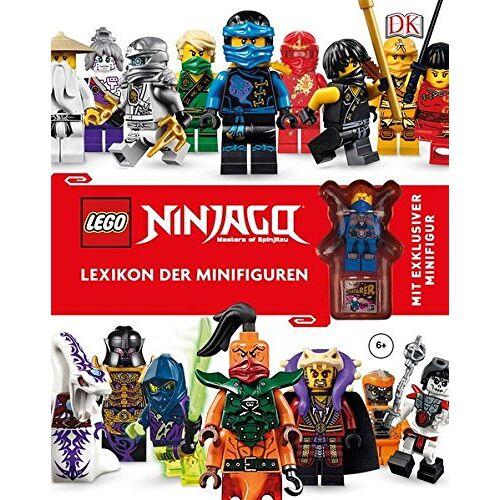 Claire Sipi - LEGO® NINJAGO® Lexikon der Minifiguren: Mit exklusiver Minifigur - Preis vom 19.01.2020 06:04:52 h