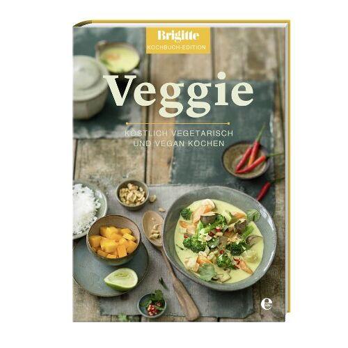Brigitte Brigitte Kochbuch-Edition - Veggie: Köstlich vegetarisch und vegan Kochen - Preis vom 16.05.2021 04:43:40 h