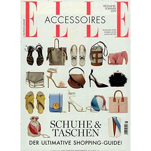 Elle Accessoires - Elle Accessoires 1/2019 Schuhe & Taschen - Preis vom 01.03.2021 06:00:22 h