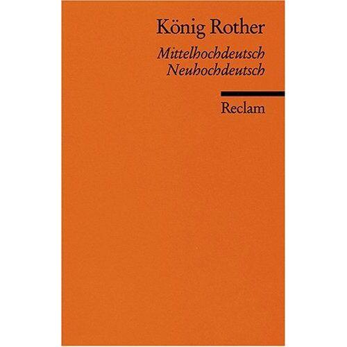 Ingrid Bennewitz - König Rother - Preis vom 20.10.2020 04:55:35 h