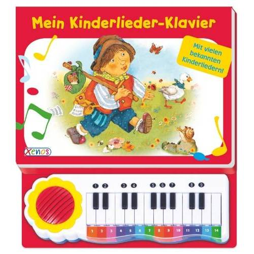 - Mein Kinderlieder-Klavier: Beliebte Kinderlieder mit Notensatz - Preis vom 19.04.2021 04:48:35 h
