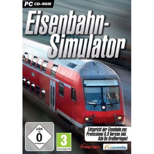Rondomedia - Eisenbahn Simulator - Preis vom 03.08.2021 04:50:31 h