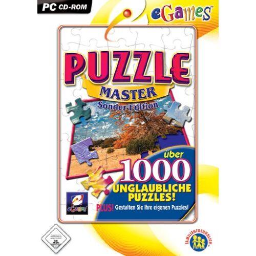 eGames - Puzzle Master Sonder-Edition - Preis vom 23.07.2021 04:48:01 h