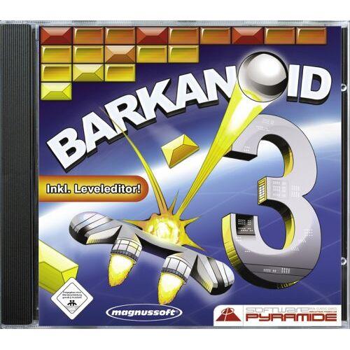 ak tronic - Barkanoid 3 [Software Pyramide] - Preis vom 11.06.2021 04:46:58 h