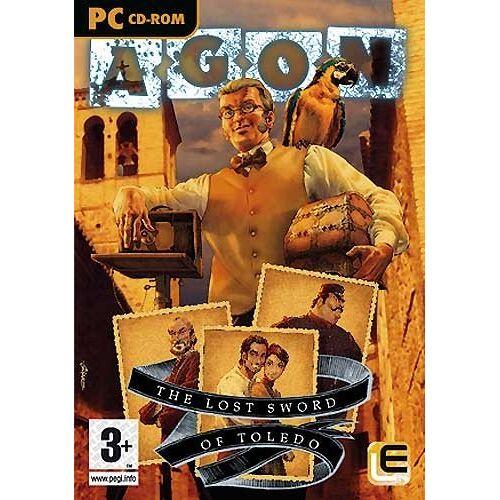 Discount - AGON - The Lost Sword of Toledo - Preis vom 17.05.2021 04:44:08 h