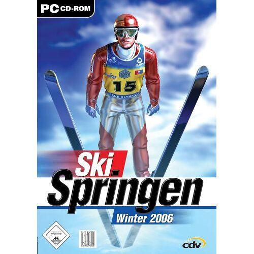 CDV Software Entertainment AG - Skispringen Winter 2006 - Preis vom 22.09.2021 05:02:28 h