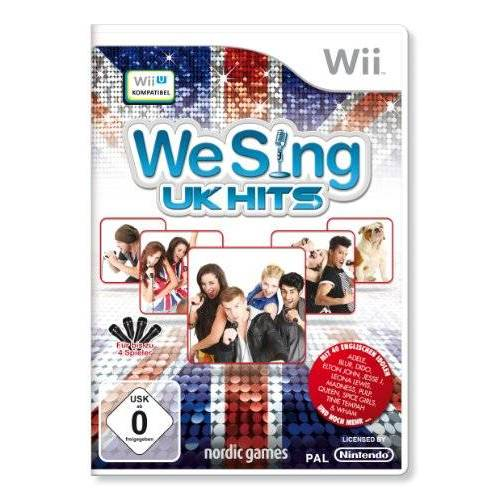 Nordic Games - We Sing UK Hits (Standalone) - Preis vom 17.05.2021 04:44:08 h