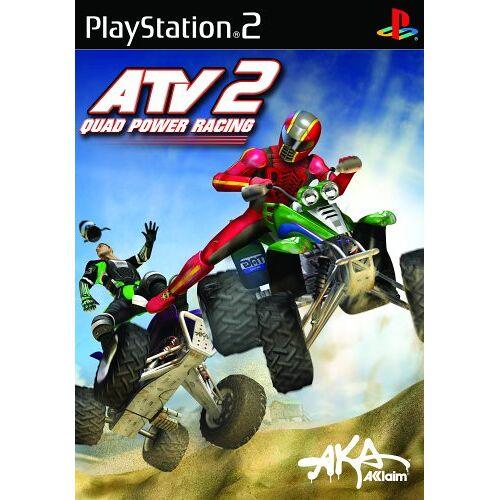Acclaim - ATV 2: Quad Power Racing - Preis vom 18.06.2021 04:47:54 h