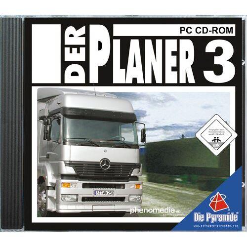 ak tronic - Der Planer 3 (Software Pyramide) - Preis vom 02.08.2021 04:48:42 h