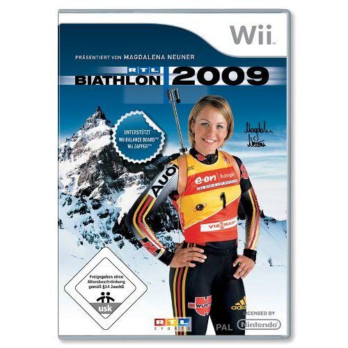 RTL Games - RTL Biathlon 2009 - Preis vom 19.06.2021 04:48:54 h