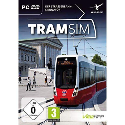Nbg Handels-U.Vlgs Gmbh - TramSim - Der Strassenbahn-Simulator - Preis vom 23.09.2021 04:56:55 h