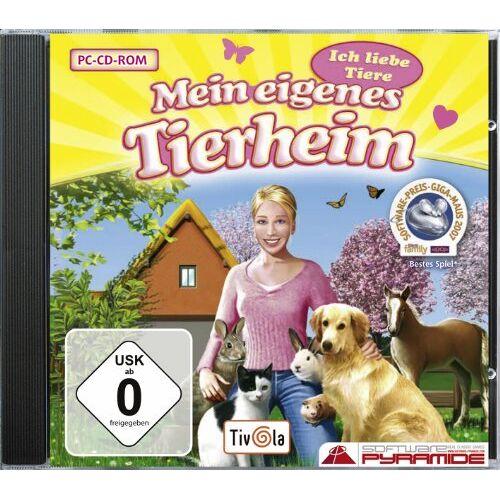 Tivola - Mein eigenes Tierheim - Preis vom 15.06.2021 04:47:52 h
