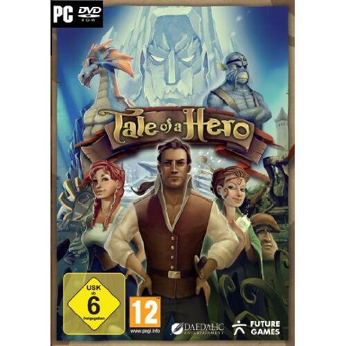 Daedelic - Tale of a Hero - Preis vom 22.06.2021 04:48:15 h