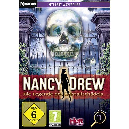 DTP - Nancy Drew: Die Legende des Kristallschädels - Preis vom 15.10.2021 04:56:39 h