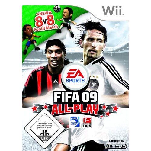 EA - FIFA 09 - Preis vom 02.08.2021 04:48:42 h