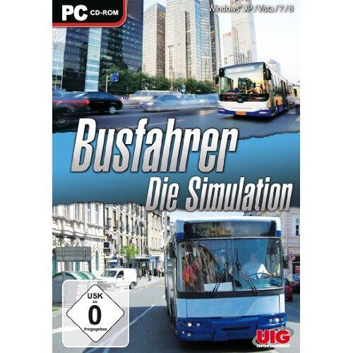 UIG - Busfahrer - Die Simulation - [PC] - Preis vom 15.06.2021 04:47:52 h
