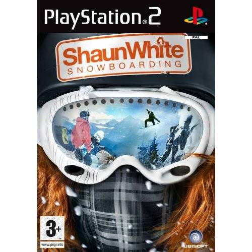 Ubisoft - Shaun White Snowboarding - Preis vom 18.06.2021 04:47:54 h