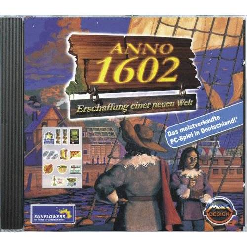 ak tronic / Pyramide - Anno 1602 (Software Pyramide) - Preis vom 02.08.2021 04:48:42 h