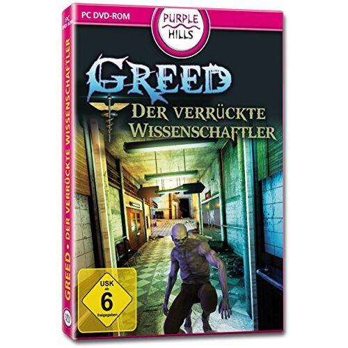 Purple Hills - Greed: Der verrückte Wissenschaftler - Preis vom 21.06.2021 04:48:19 h
