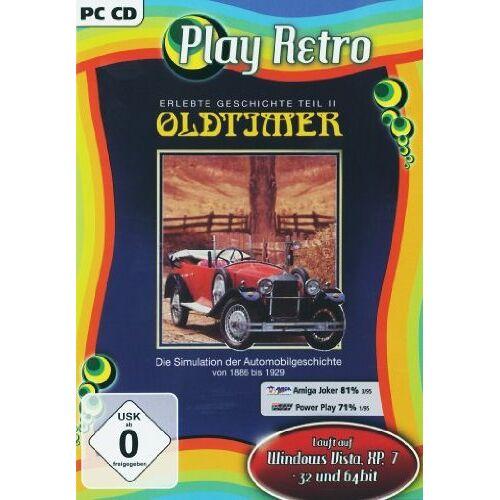 UIG GmbH - Play Retro - Oldtimer - Preis vom 21.10.2021 04:59:32 h