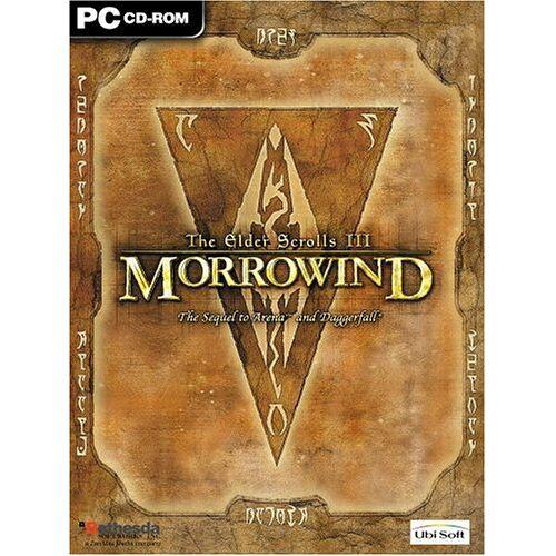 Ubisoft - Morrowind (komplett dt. Version) - Preis vom 11.06.2021 04:46:58 h