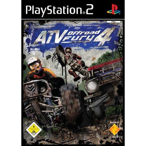 Sony ATV Offroad Fury 4 - Preis vom 15.06.2021 04:47:52 h