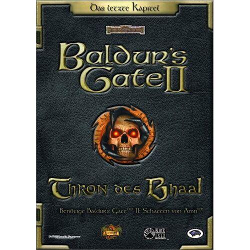 Avalon - Baldur's Gate 2 - Thron des Bhaal AddOn - Preis vom 11.10.2021 04:51:43 h