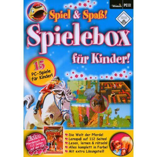 - Spiel & Spaß! Spielebox für Kinder! PC-Spielebox - Preis vom 06.09.2021 04:53:38 h