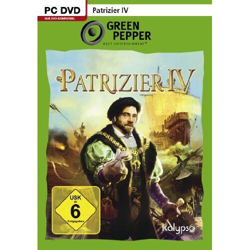 Kalypso - Patrizier IV [Green Pepper] - Preis vom 11.06.2021 04:46:58 h