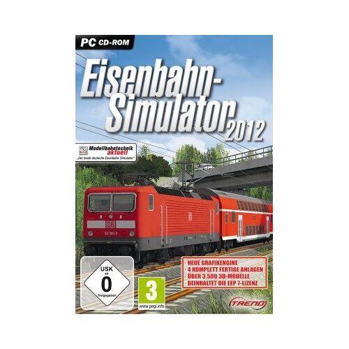 Rondomedia - Eisenbahn-Simulator 2012 - Preis vom 03.08.2021 04:50:31 h