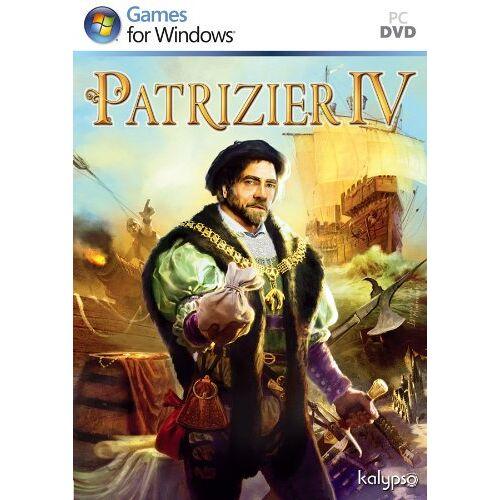 Kalypso - Patrizier IV PC - Preis vom 11.06.2021 04:46:58 h