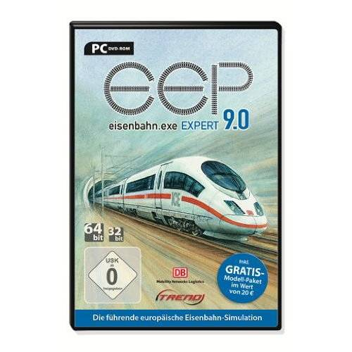 Trend Verlag - Eisenbahn.exe Professional 9.0 Expert (PC) - Preis vom 11.10.2021 04:51:43 h