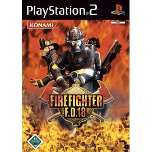 Konami Firefighter F.D.18 - Preis vom 14.06.2021 04:47:09 h