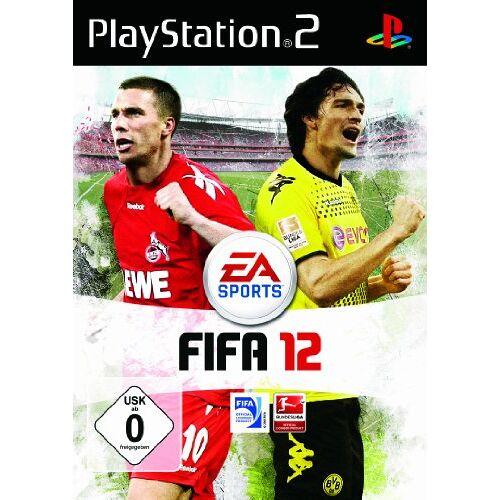 EA - FIFA 12 - Preis vom 02.08.2021 04:48:42 h