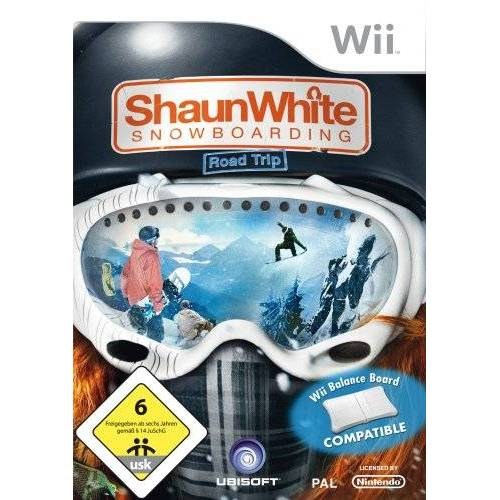 Ubisoft - Shaun White Snowboarding: Road Trip - Preis vom 18.06.2021 04:47:54 h