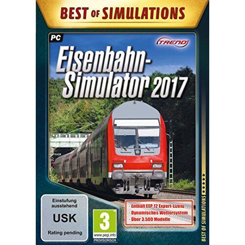 Astragon - Eisenbahn-Simulator 2017 - Preis vom 02.08.2021 04:48:42 h